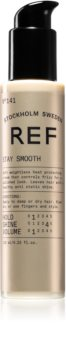 REF Styling krema za zaglađivanje za neposlušnu i anti-frizz kosu