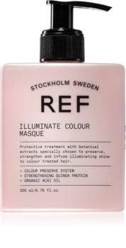 REF Illuminate Colour hranjiva maska za kosu za blistavi sjaj