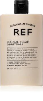 REF Ultimate Repair regenerierender Conditioner mit Tiefenwirkung für beschädigtes Haar