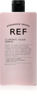 REF Illuminate Colour шампоан за блясък за блясък и мекота на косата