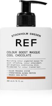 REF Colour Boost Masque nežna hranilna maska brez permanentnih barvnih pigmentov