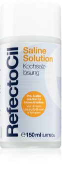 RefectoCil Saline Solution roztok pro odmaštění obočí a řas před barvením