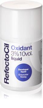 RefectoCil Eyelash and Eyebrow révélateur liquide 3% 10 Vol.