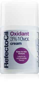 RefectoCil Eyelash and Eyebrow krémová aktivačná emulzia 3 % 10 vol.