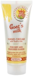 Regal Goat's Milk creme de mãos com leite de cabra
