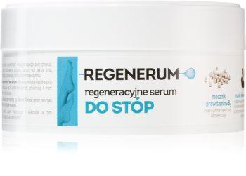 Regenerum Foot Care регенериращ серум за крака