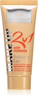 Regina Professional Care Foundation with Powder Effect