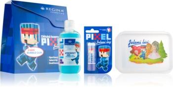 Regina Pixel coffret II. para crianças
