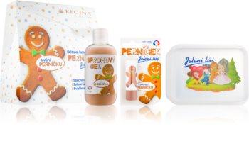 Regina Gingerbread Geschenkset (zur täglichen Anwendung) für Kinder