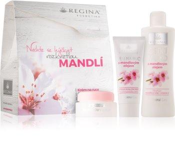 Regina Almond Cosmetic Set (for Dry Skin) for Women