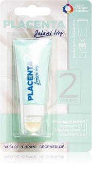 Regina Placenta Nourishing Balm For Lips And Lip Contour 2 in 1