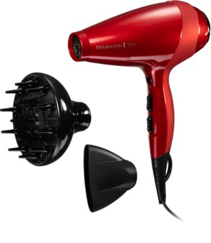 Remington Silk Dryer AC9096 Professional Ionising Hairdryer