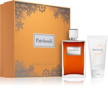 Reminiscence Patchouli coffret cadeau Winter Design mixte