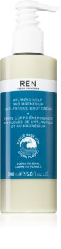 REN Atlantic Kelp And Magnesium Anti-Fatigue Body Cream Blødgørende kropscreme med nærende effekt