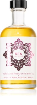 REN Moroccan Rose ulje za kupku s umirujućim učinkom s mirisom ruže