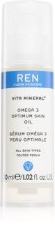 REN Vita Mineral óleo facial com efeito nutritivo