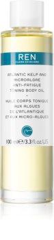 REN Atlantic Kelp And Microalgae Anti-Fatigue Toning Body Oil ulje za učvršćivanje tijela s hidratantnim učinkom