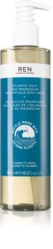 REN Atlantic Kelp And Magnesium Anti-Fatigue Body Wash Energising Shower Gel