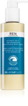 REN Atlantic Kelp And Magnesium Anti-Fatigue Body Cream formende Körpercrem