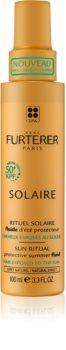 René Furterer Solaire Fluido protector para cabelo danificado pelas ações do sol, cloro e sal