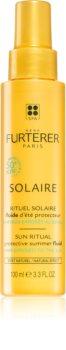 René Furterer Solaire protective fluid pentru parul deteriorat de efectele solare , clor si sare