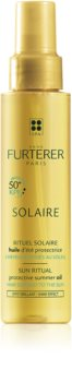René Furterer Solaire Beschermende Olie  voor beschadigd Haar door Chloor, Zon en Zoutwater