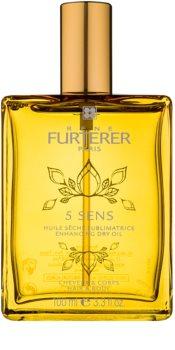 René Furterer 5 Sens posilující suchý olej na tělo a vlasy