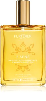 René Furterer 5 Sens Stärkendes Trockenöl Für Körper und Haar