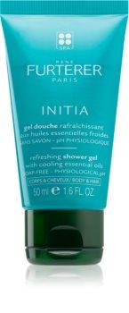 René Furterer Initia gel za prhanje in šampon 2v1 s hladilnim učinkom