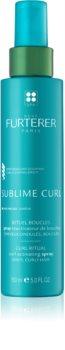 René Furterer Sublime Curl aktivačný sprej pre vlnité vlasy