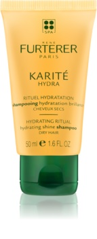 René Furterer Karité Hydra Moisturizing Shampoo Shine For Dry And Brittle Hair
