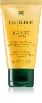 René Furterer Karité Hydra hydratační šampon pro lesk suchých a křehkých vlasů