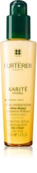 René Furterer Karité Hydra hydratisierende Pflege für Glanz auf trockenem und brüchigem Haar