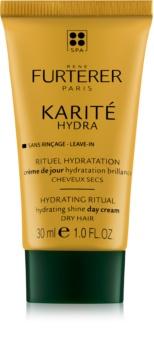 René Furterer Karité Hydra soin hydratant pour redonner de la brillance aux cheveux secs et fragiles