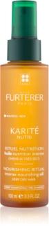 René Furterer Karité Nutri інтенсивна живильна олійка для дуже сухого волосся