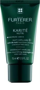 René Furterer Karité Nutri intensywna kuracja na noc do bardzo suchych włosów