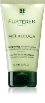 René Furterer Melaleuca šampon proti mastným lupům
