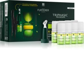 René Furterer Triphasic Progressive trattamento completo per la caduta cronica dei capelli