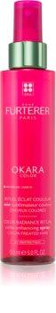 René Furterer Okara Color öblítést nem igénylő spray kondicionáló festett hajra