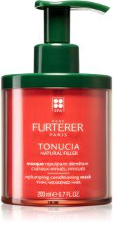René Furterer Tonucia regenererende sheet mask voor Rijp Haar