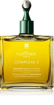 René Furterer Complexe 5 estratto rigenerante alle erbe con oli essenziali