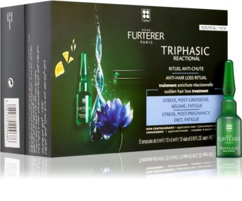 René Furterer Triphasic Reactional Complex Care for Reactive Hair Loss