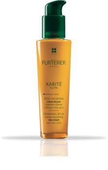 René Furterer Karité kremowa emulsja bez spłukiwania do włosów suchych i zniszczonych