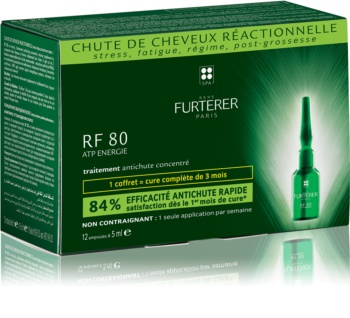 René Furterer RF 80 sérum anticaída del cabello