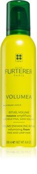 René Furterer Volumea spuma  pentru volum