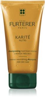 René Furterer Karité Shampoo mit ernährender Wirkung für trockenes und beschädigtes Haar