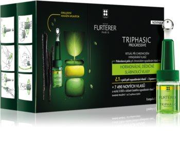 René Furterer Triphasic Progressive tratament complex împotriva căderii cronice a părului