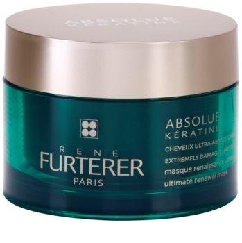 René Furterer Absolue Kératine obnovující maska pro extrémně poškozené vlasy
