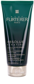René Furterer Absolue Kératine Restoring Shampoo For Extremely Damaged Hair