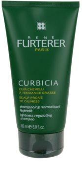 René Furterer Curbicia champô de limpeza para cabelo oleoso